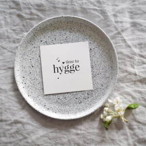 Kartka - Time to hygge