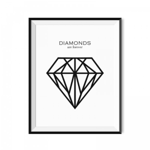 Diamond - plakat
